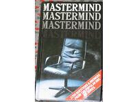 Mastermind Quiz book and pub quiz CD