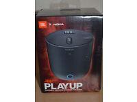 JBL Playup portable wireless speaker for Nokia - Brand new (black)