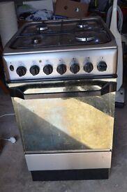 Indesit 16G52X duel fuel cooker