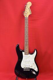 Fender Starcaster Black Sparkle Electric Guitar £120