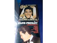 Elvis Vinyls - 40 Greatest Hits and Easy Come and Easy Go