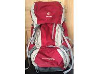 Deuter Futura Vario 45+10 SL Women's packback