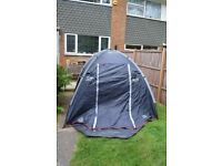 3 person Eurohike tent, good condition