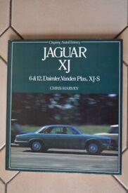 JAGUAR XJ6 & 12 HISTORY