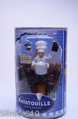"New Skinner  Talking Action Figures Pixar""s RATATOUOLLE Movie Disney Store"