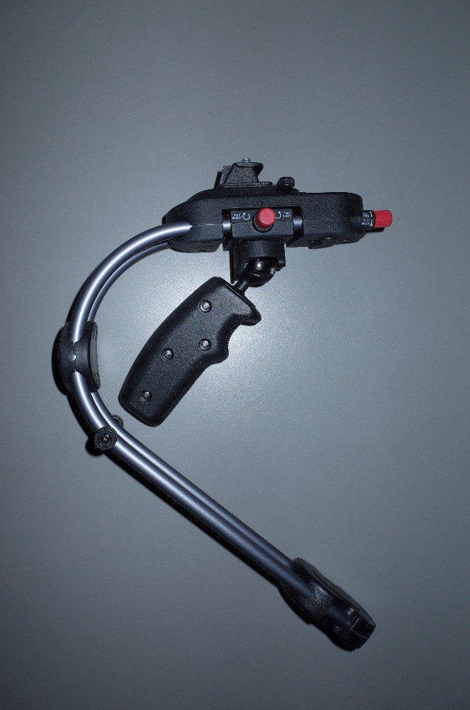 "Steadicam Smoothee Mod ""Baby Merlin"" stabilizer camera mount gimbal"