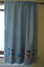 Next Pirate Curtain