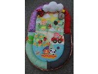 Mothercare Baby Voyage On The Move Activity Playmat RRP £35.00