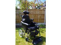 Drive ID Soft Adjustable Wheelchair