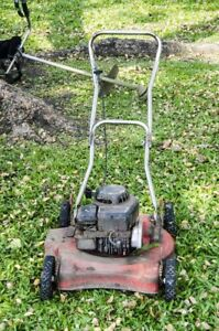 Looking for BROKEN lawn mowers, weed eaters, chainsaws etc
