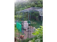 Omlet eglu walk in runs - chickens, rabbits
