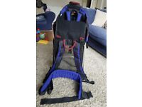 Kelty Kids Meadow back pack carrier. Good condition.