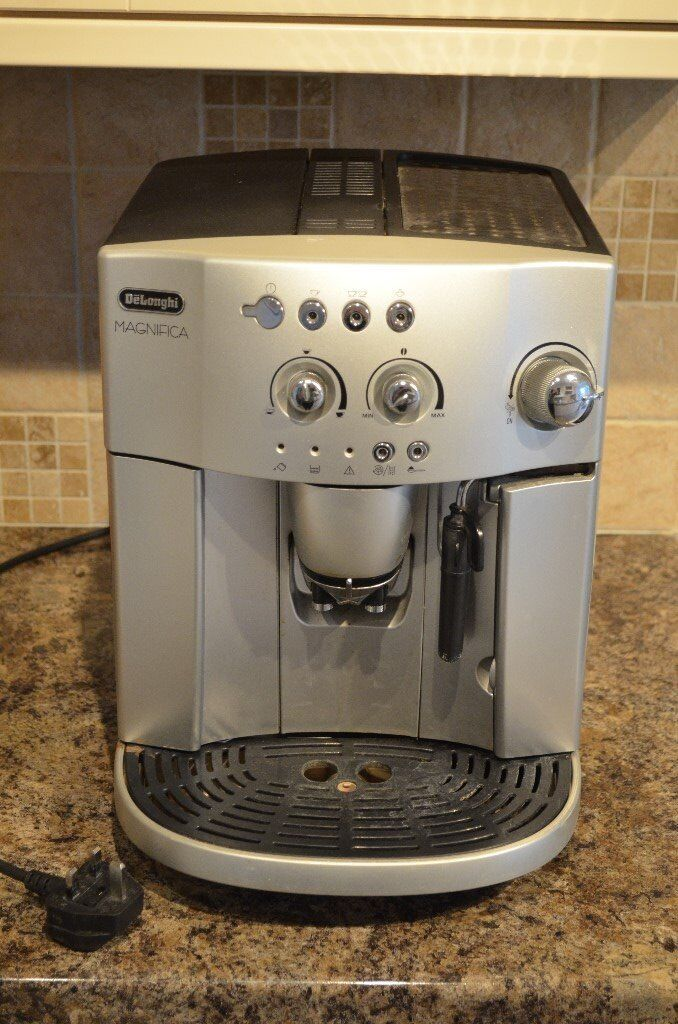 Delonghi Esam 4200 S 12 Cups Coffee And Espresso Maker Spares Or Repairs