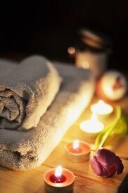 Massage therapist Katia
