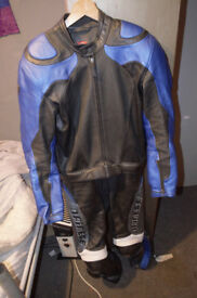 Dainese bike leathers