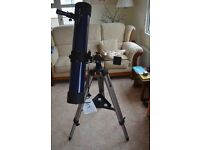 TASCO 45-114450 telescope in very good condition with extra lenses. Good Xmas gift