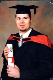 Physics/Maths/Chemistry tutor, 12 yrs teaching experience, PhD qualified