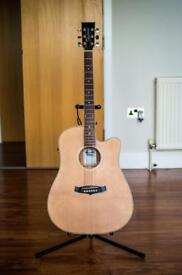 Tanglewood TW28 Electro-Acoustic Guitar