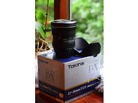 Tokina AT-X PRO AT-X 116 PRO DX 11-16mm f/2.8 DX AF Lens Nikon