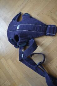 Baby Bjorn Infant Carrier- Used and washed