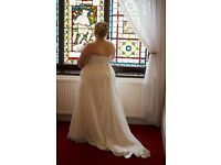 Callista Egypt Wedding Dress (plus size)