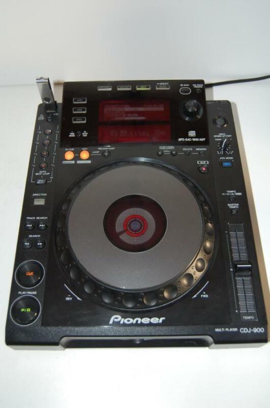 Pioneer CDJ 900 CD/USB Pro Turntable PLEASE READ!!!
