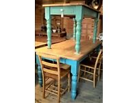 Pine Farmhouse Dining/Kitchen Tables