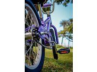 """Girls' Specialized Hotrock 16"""" Bike"""