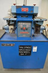 ABWOOD Double-Ended Tool Grinder