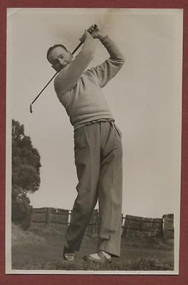 East Grinstead Golfer Golf Swing  photograph  fd.31
