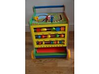 Childrens Giant Activity/Play Cube
