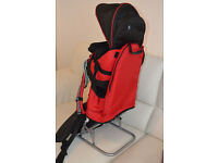 Mamakiddies Baby/Toddler Carrier Backpack / Rucksack with Stand (like new)