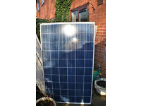 Bargain. Solar panels for camper or caravan.