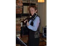 Violinist available for weddings, care homes, corporate events e.t.c