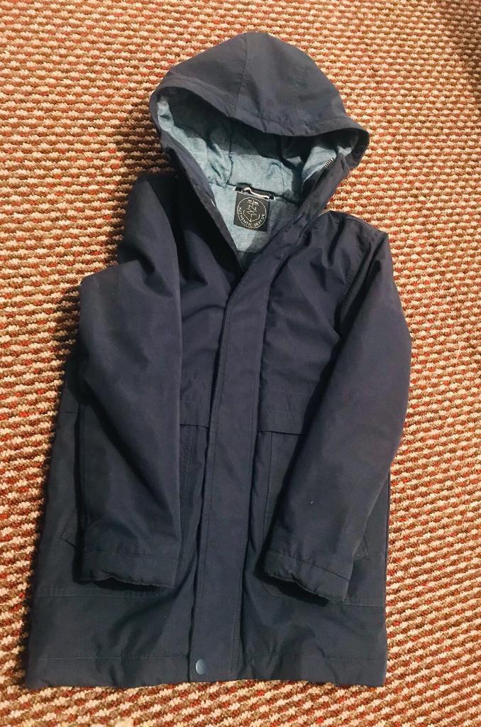Navy blue coat for boys
