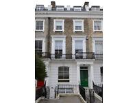 High Quality one-bed flat with oak floors in quiet, upmarket neighbourhood