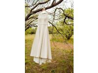 Wedding Dress Destin Anna Sorrano size 14
