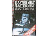 Mastermind Quiz book and pub quiz CD £1 each or £1.50 the 2.