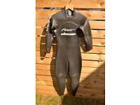 TRI-UK Foor Classic wetsuit - unisex size F3