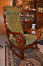 Antique Rocking Chair- Great condition