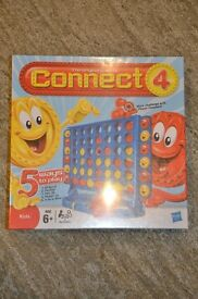 Connect 4 - Brand new in unopened box.