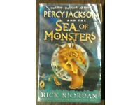 Percy Jackson and the Sea of Monsters - Book