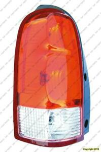 Tail Light Driver Side Chevrolet Uplander 2005-2009