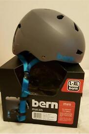 Bern Men's multi sport helmet, Size- L