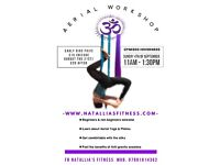 Aerial Sessions in Inverness: Aerial Yoga, Aerial Pilates, Aerial Play