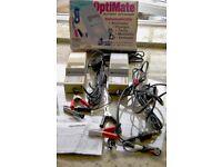 OptiMate Car/Bike Battery Charger x2