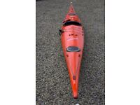 Sea Kayak for sale: Valley Nordkapp HM with integrated deck pump