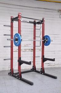"BETTER THEN USA (R) BRAND New eSPORT IRON BULL 300 Laser cut 3"" x 3"" (Gage 11) Commercial Rack"