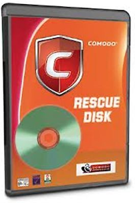 Comodo Antivirus Rescue Cd Restore Utility Suite Removes Malware Repair Windows
