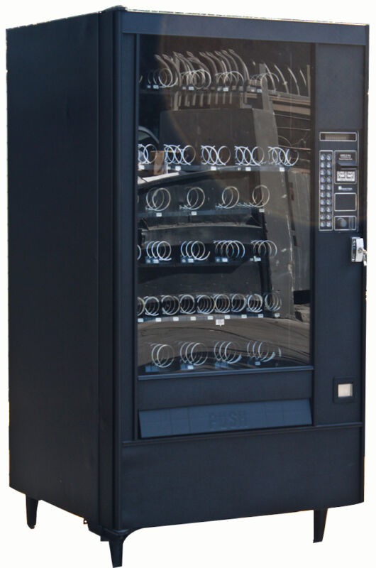 Automatic Product Snackshop 113 Snack Vending Machine AP113 FREE SHIPPING
